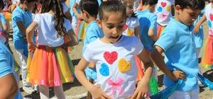 Osmaneli' de 23 Nisan Ulusal Egemenlik Ve Çocuk Bayramı Coşkuyla Kutlandı