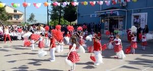 Kartepe'de 23 Nisan Ulusal Egemenlik ve Çocuk Bayramı coşkuyla kutlandı