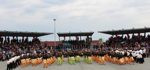 23 Nisan Samsun'da coşkuyla kutlandı