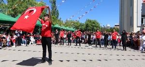 Elazığ, Bingöl ve Tunceli'de 23 Nisan coşkuyla kutlandı