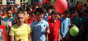 23 Nisan Bayramı Kdz. Ereğli'de törenlerle kutlandı