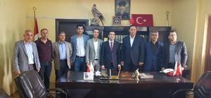 ŞESŞO, Umurlu Sınır Kapısı'nın fiilen açılması için girişimde bulunacak