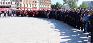 Yoğun katılımla Ulusal Egemenlik ve Çocuk Bayramı kutlandı