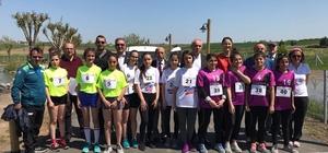 Atletizm bölge şampiyonası Çorlu'da gerçekleştirildi