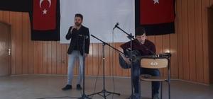 Hisarcık'ta müzik dinletisi