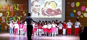 Beyaz Kule Okulları'nda 23 Nisan coşkusu