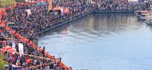 """SOLOTÜRK'ün """"23 Nisan"""" gösterisi nefes kesti"""