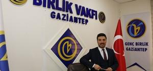 Birlik Vakfı Gaziantep İl Başkanı Fatih Aslan 23 Nisan'ı kutladı