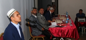 Erzurum bölge de 3 dalda 1. oldu