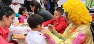 Büyük Anadolu Hastanelerinden 23 Nisan kutlaması