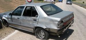Araban'da kaza: 5 yaralı