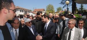 Emekli Tuğgeneral Sungur'un cenazesi toprağa verildi