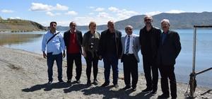 Malatya'dan Elazığ'a dostluk gezisi