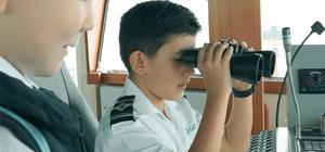 GESTAŞ, 23 Nisan'da çocukları dümene geçirdi 23 Nisan videosunda kurum çalışanlarının çocukları yer aldı