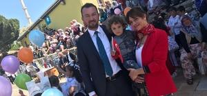 MAGİDER Maldanlı çocuklarla bayramı kutladı