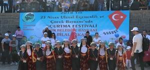 Diyarbakır'da 23 Nisan etkinlikleri