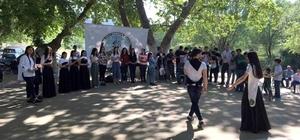Salihli'de geleneksel 'Çerkes Pikniği' yapıldı