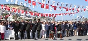 Kuşadası'nda renkli 23 Nisan kutlamaları