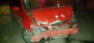 Kula'da trafik kazası: 3 yaralı