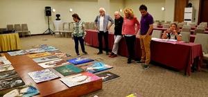 Kuşadası 5. Uluslararası Mehmet Nuri Göçen Resim Çalıştayı başladı