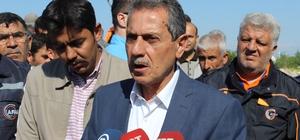 """Vali Kalkancı'dan depremle ilgili açıklama Vali Nurullah Naci Kalkancı: """"Vatandaşlarımızı mağdur etmeyeceğiz"""""""