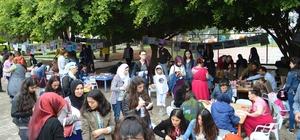 MEÜ'de '2. Çocuk Şenliği' düzenlendi
