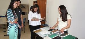 MEÜ'de 'Workshop, Defter Yapım Atölyesi' etkinliği düzenlendi