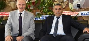 """MTSO Başkanı Oğuzhan Ata Sadıkoğlu: """"Malatya ekonomisine katkım olmazsa başkanlığı bırakırım"""""""