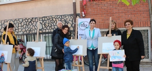 Öğrenciler İstanbul'dan etkinlik için geldi