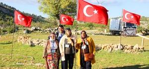 Yunus Emre Kültür Dernekleri ve ESKÜDER Yörük şölenine katıldı