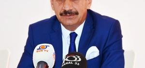 MGC'de kongre heyecanı Kanal 33 Televizyonu Yönetim Kurulu Başkanı Turgay Demirtaş, MGC'nin 5 Mayıs'taki kongresinde aday olduğunu açıkladı