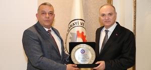 ASKF Başkanı Bıyık'tan Bakan Özlü'ye teşekkür
