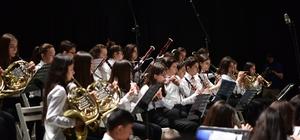 Çocuk Senfoni Orkestrası Tiran'da Çocuklar 23 Nisan'ı Tiran'da kutladı