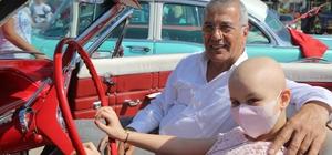 Mezitli'de onkoloji hastaları için zeytin koruluğu oluşturuldu