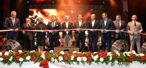 Alanya Devlet Bahçeli Yaşam Alanı İrem Derici konseriyle açıldı
