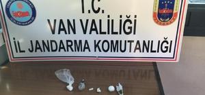 Tır şoförünün üzerinde 21 gram uyuşturucu çıktı