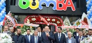 Türkiye'nin en konseptli çocuk mağazası Gaziantep'te