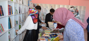 15 Temmuz şehitleri adına kütüphane kuruldu