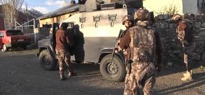 """Uyuşturucu kaçakçılarına """"drone"""" ile operasyon"""