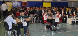 Şırnak'ta bilgi yarışması il finali düzenlendi