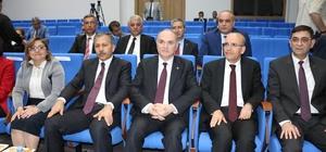 Gaziantep sanayi dönüşümü toplantısı bakanların katılımıyla yapıldı