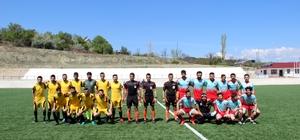 Suşehri'nde futbol turnuvası