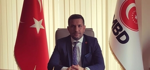 """Başkan Ercan: """"Cumhur ittifakını destekliyoruz"""""""