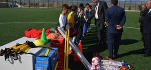 Suşehri'nde 'Futbol Okulu' projesi
