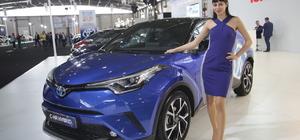 Toyota hibrit modeliyle Çukurova Otoshow'da