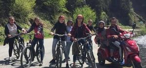 Güroymak'tan Trabzon'a dostluk kervanı
