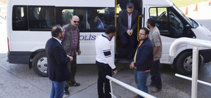 Amasya merkezli FETÖ/PDY operasyonu