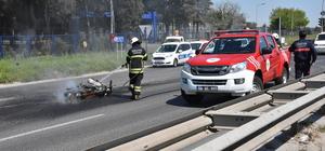 Çorlu'da trafik kazası: 1 ölü