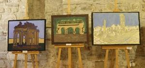 Kuşadası'nda resim ve fotoğraf sergileri açıldı