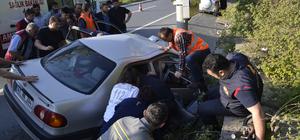 Kazada ölen kişinin telefonuna itfaiye müdürü baktı